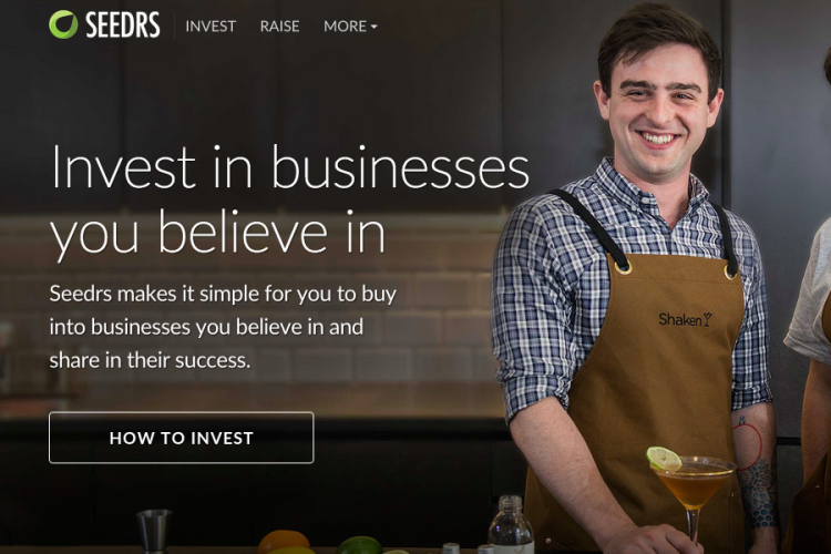 Platforms like Seedrs have become increasingly popular