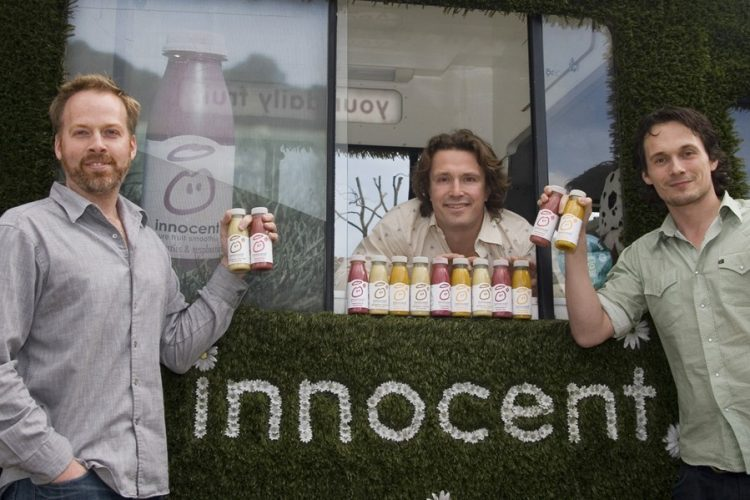 Brown used to work for Innocent, with the founders now investing in BOL Foods