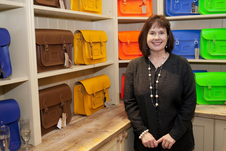The Cambridge Satchel Company store launch