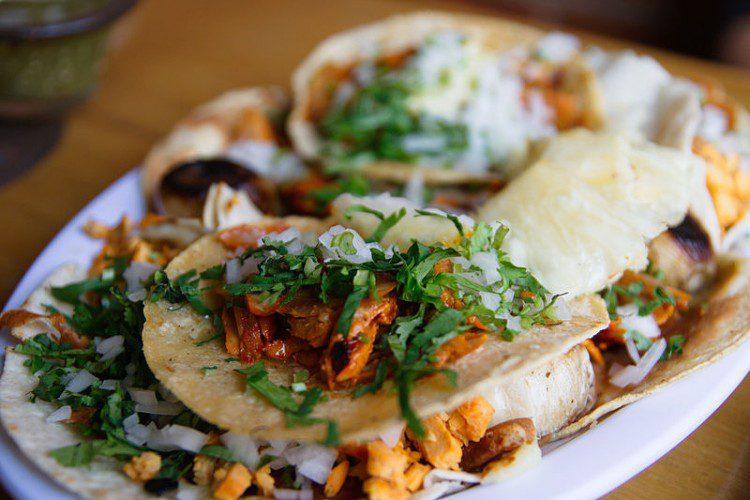 VAT on tacos