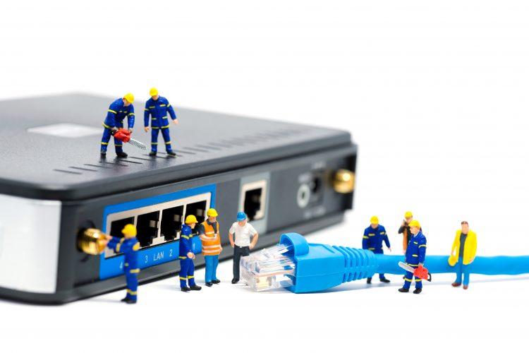 Small business broadband