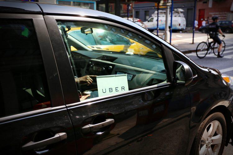 Uber GMB