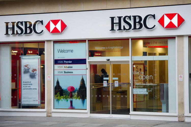 High street banking