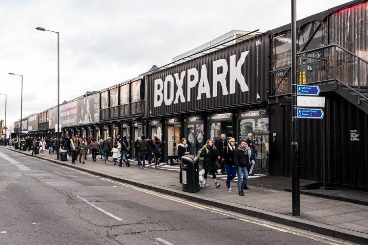 East London startups