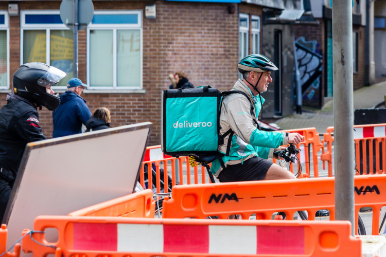 Deliveroo contract