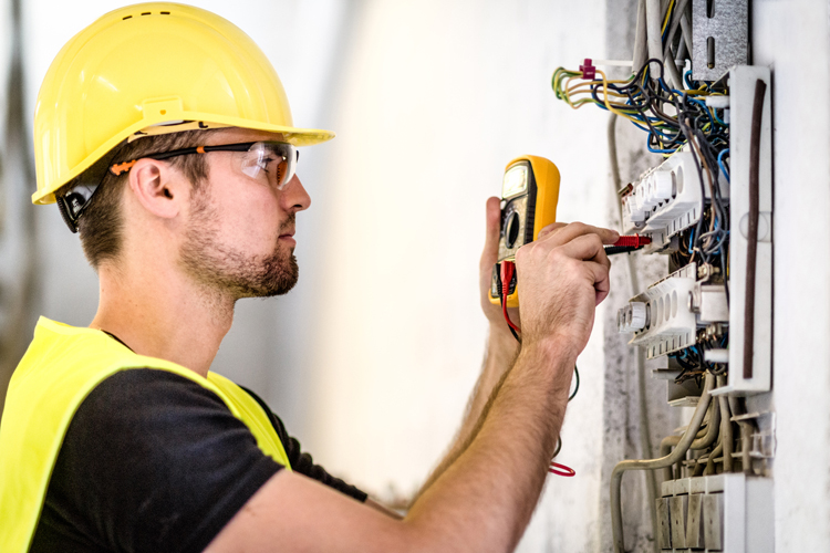 Electricians and plumbers are part of the huge consumer demand facing Okappy