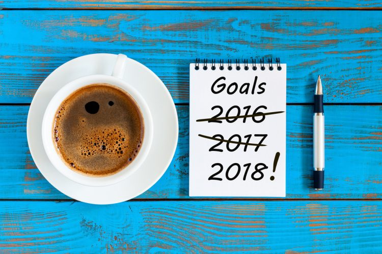 How are your New Year's resolutions going?