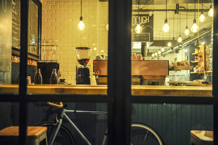 technology independent restaurant businesses