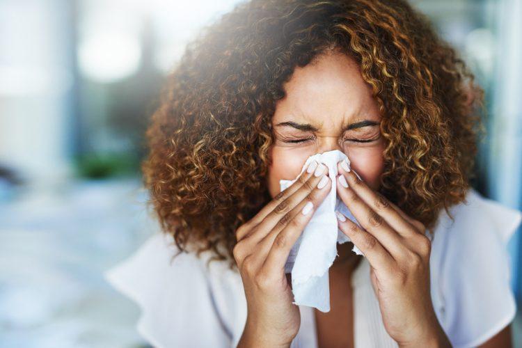 pollen-free workplace