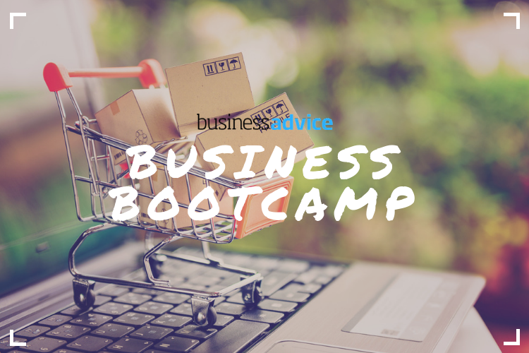 Business Advice Bootcamp - sales