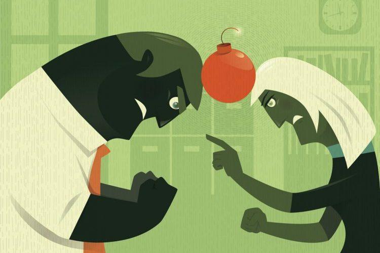 dispute