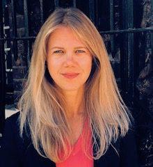 Ellen Mikals' portrait
