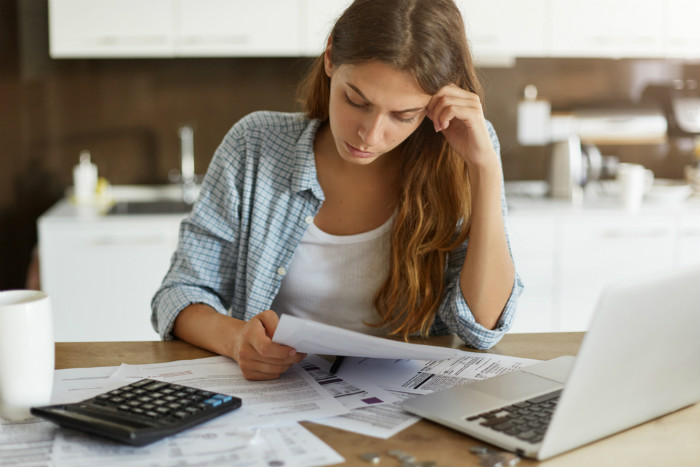 Preventing personal debt interfering with business
