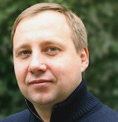 Pavel Shynkarenko' portrait
