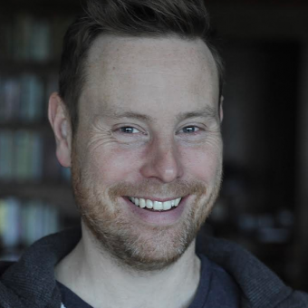 Colin Hewitt' portrait
