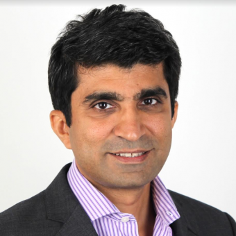 Vivek Dodd' portrait