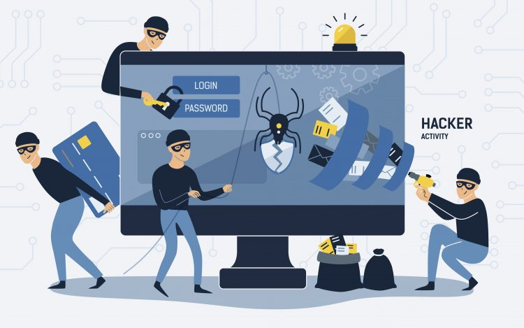 Keep your personal data safe from hackers