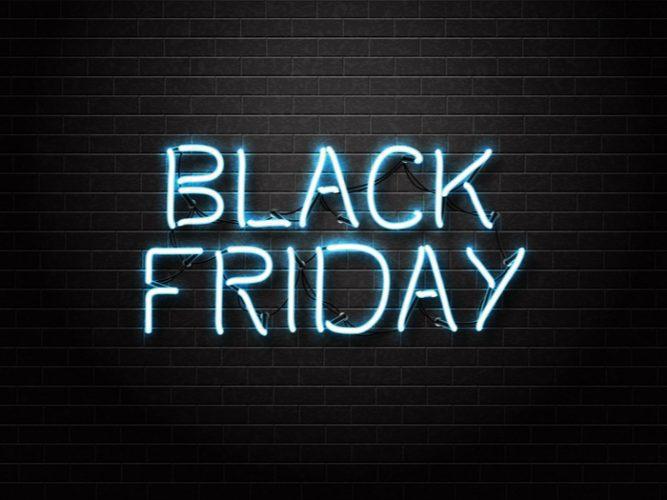 Black Friday digital sales