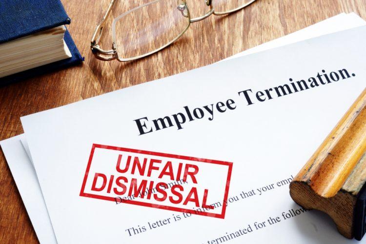 Unfair dismissal - employment laws