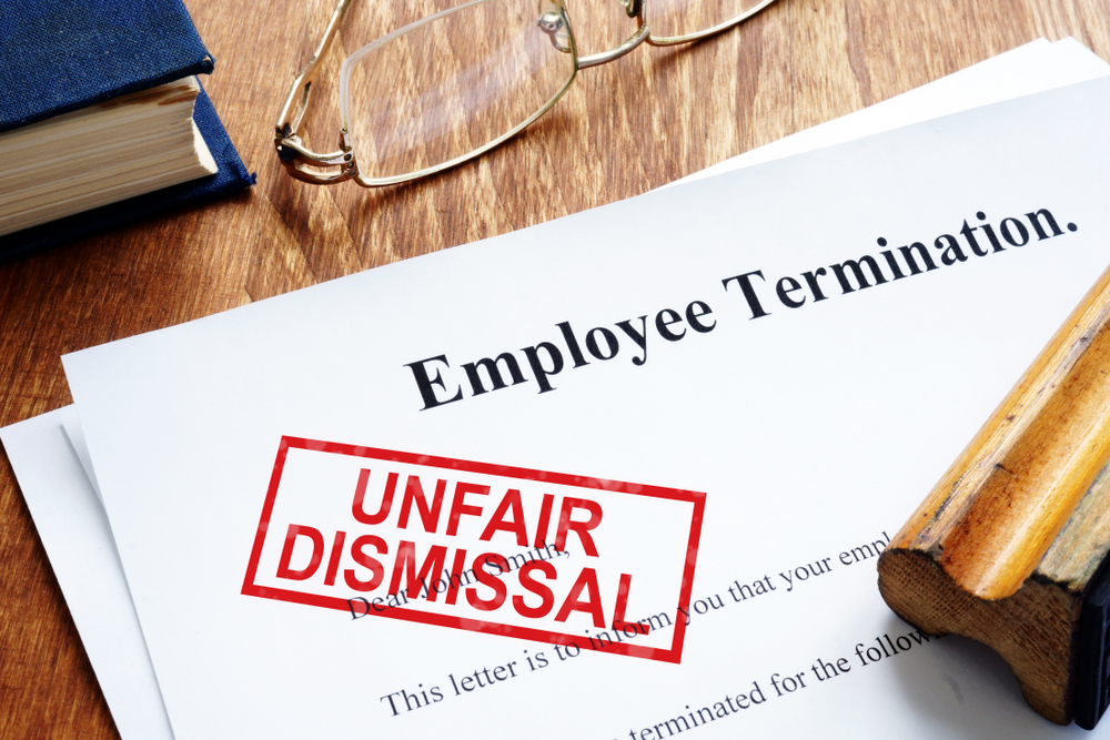 Unfair dismissal - employment laws