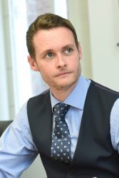 Chris Boyle - Head of Employment and HR at Napthens