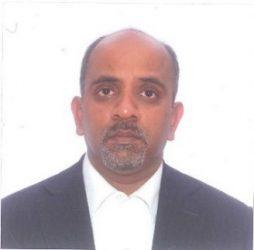 Jayakumar Venkataraman - professional headshot