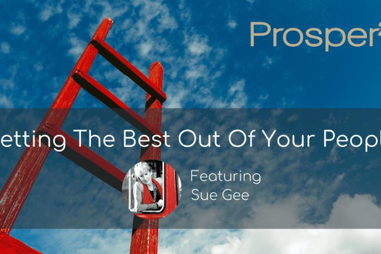 Sue Gee Webinar on staff motivation