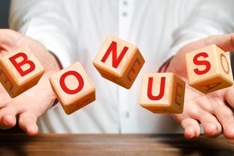 What is a discretionary bonus?