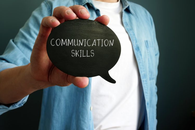 What are business communication skills?
