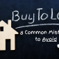 Eight Common BTL Investment Mistakes to Avoid