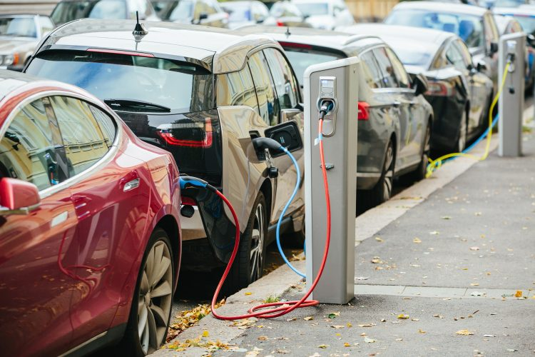 Benefit in kind electric cars