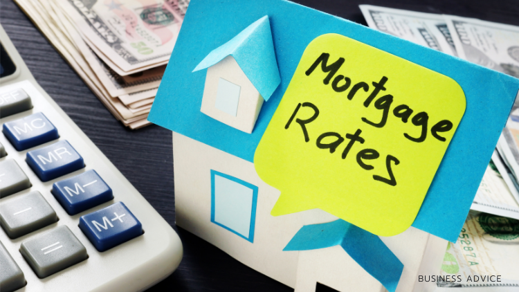 Mortgage rate bps