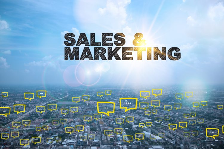 How to switch from sales to marketing