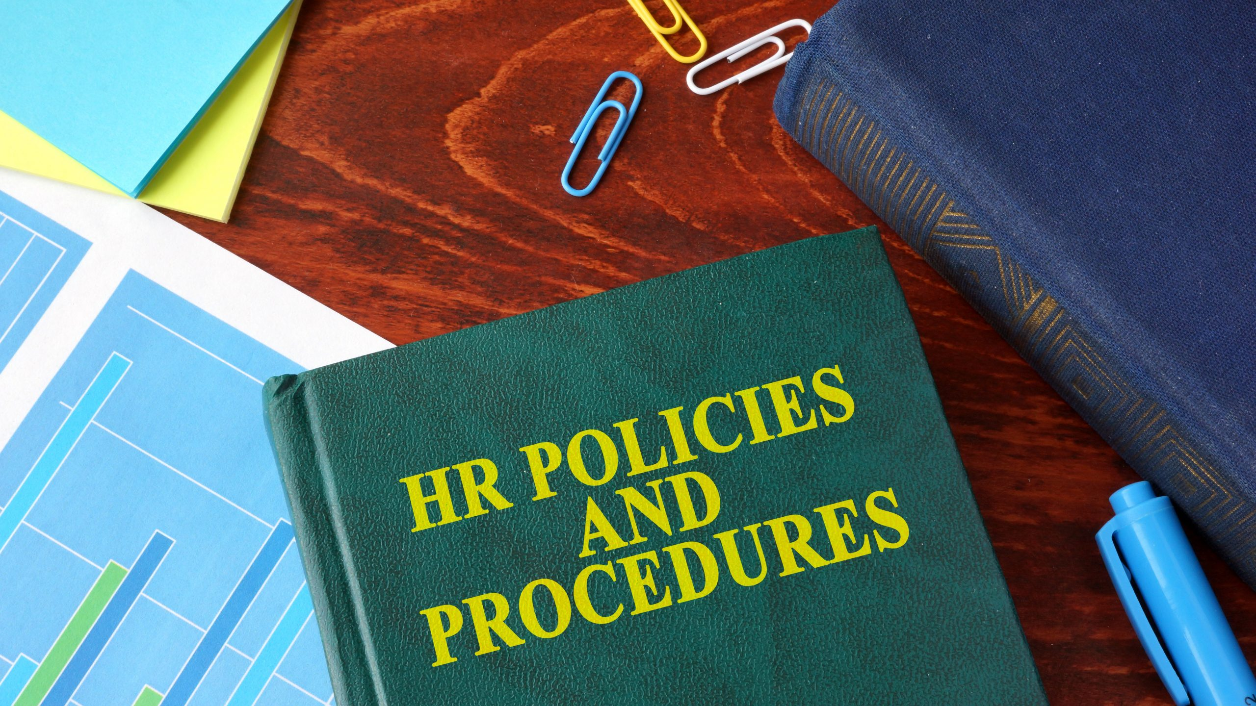 Why are HR policies and procedures important?