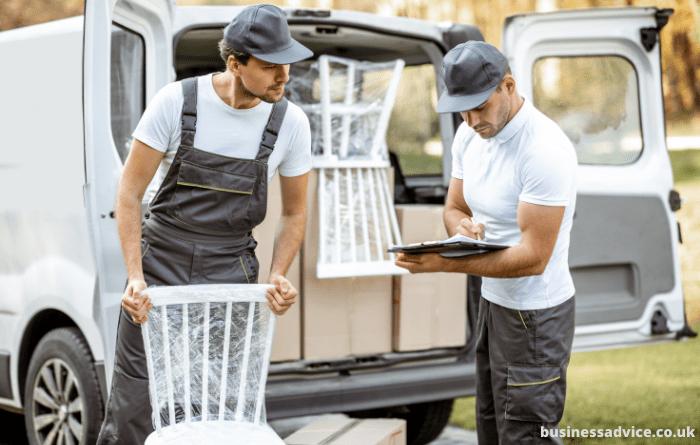 courier van fleet insurance